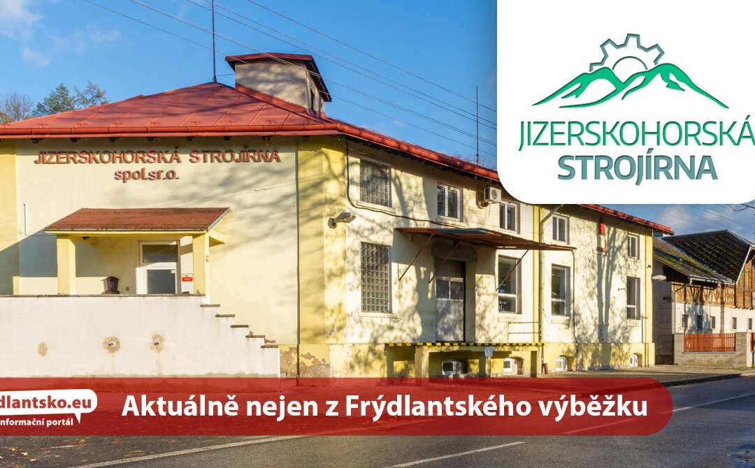 Volné pracovní pozice / Jizerskohorská strojírna v Raspenavě hledá Údržbáře a Směnového kontrolora