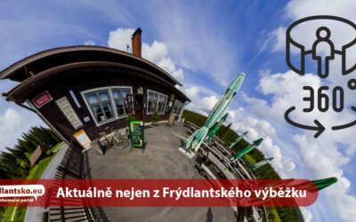 Horská chata Smědava ve virtuální prohlídce z roku 2014