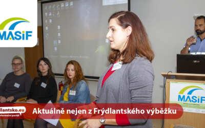 Konference Bydlení a bezpečí na Frýdlantsku / Fotoreportáž
