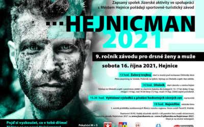 Hejnicman 2021 / Tradiční závod pro drsné ženy a muže