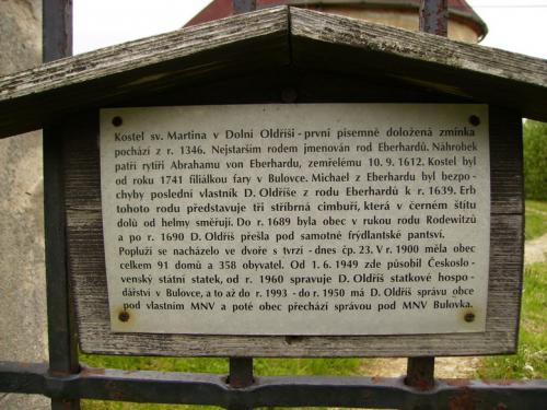 dolni-oldris-frydlantsko dolni-oldris-detail-desky-u-kostela